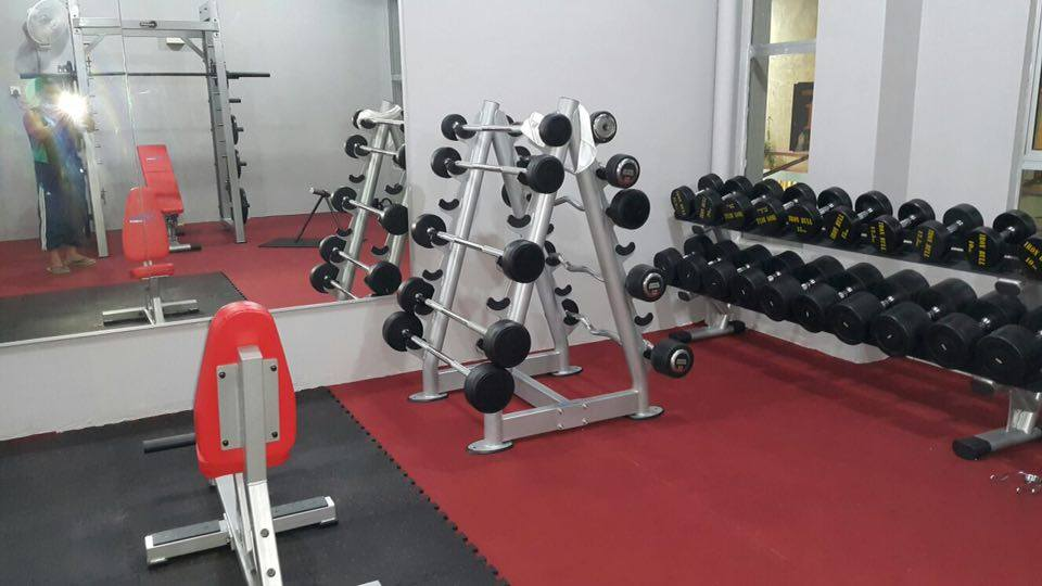 Gympark fitness about